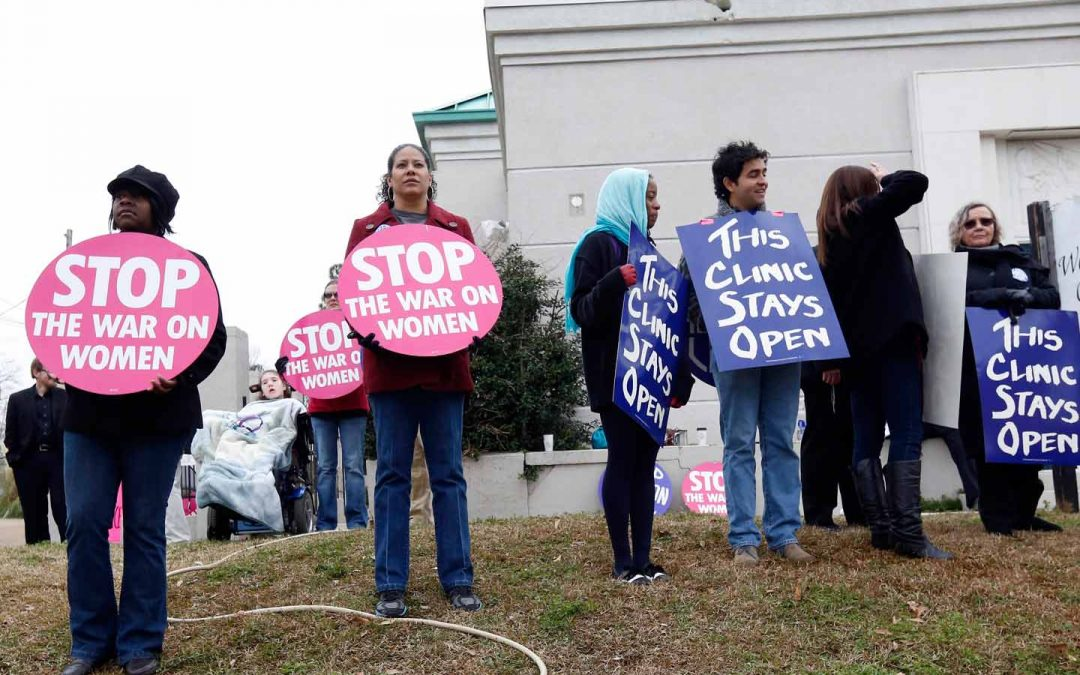 Abortion in the U.S.: Past, Present and Future